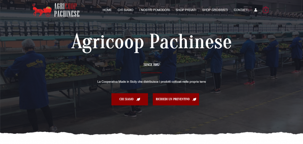 Agricoop Pachinese